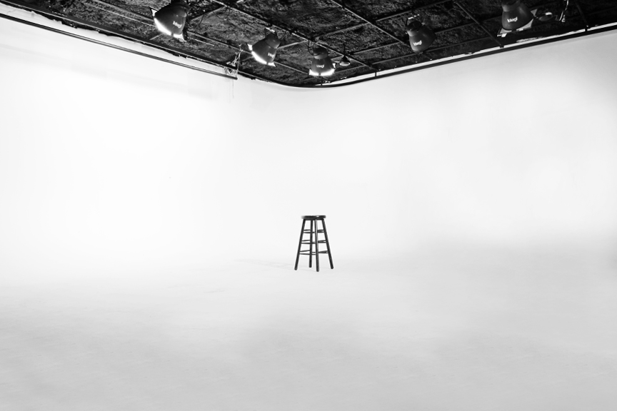 White Cyclorama Studio