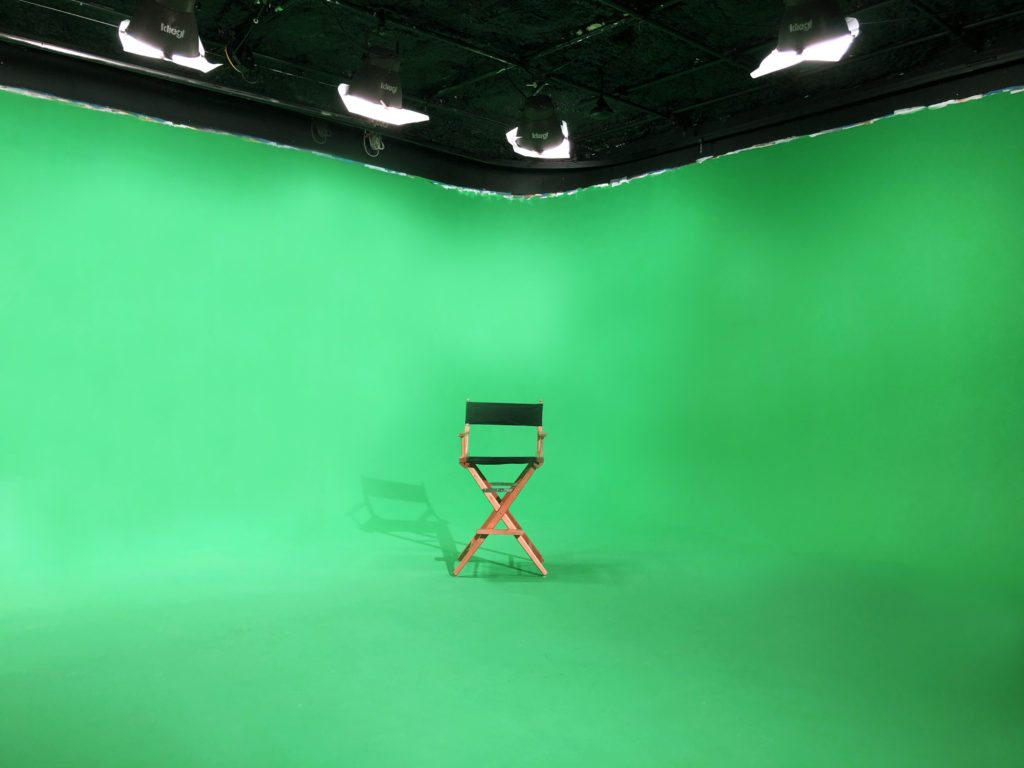 green screen cyc