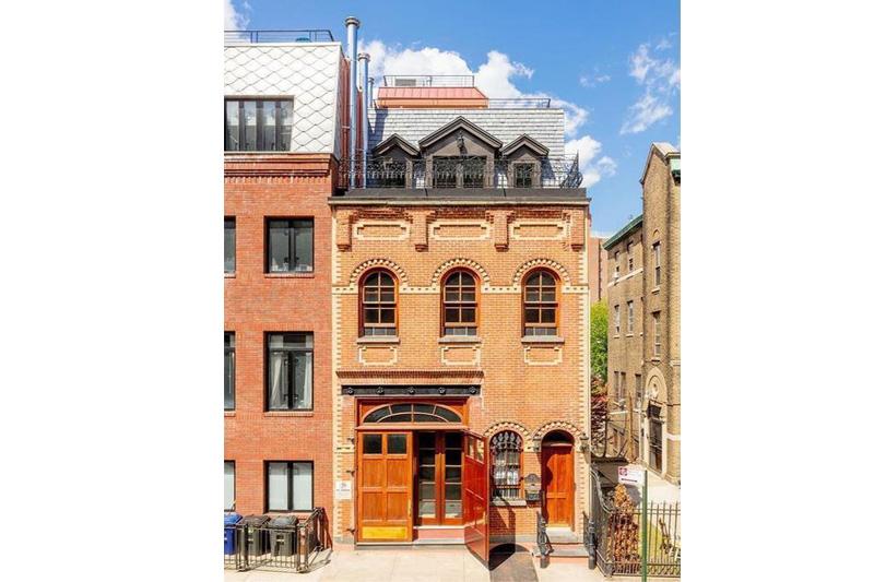Brooklyn Carriage house film location
